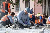 Rekonstrukce má být podle smlouvy města s dodavatelskou společnosti Gremis hotova v květnu 2015.