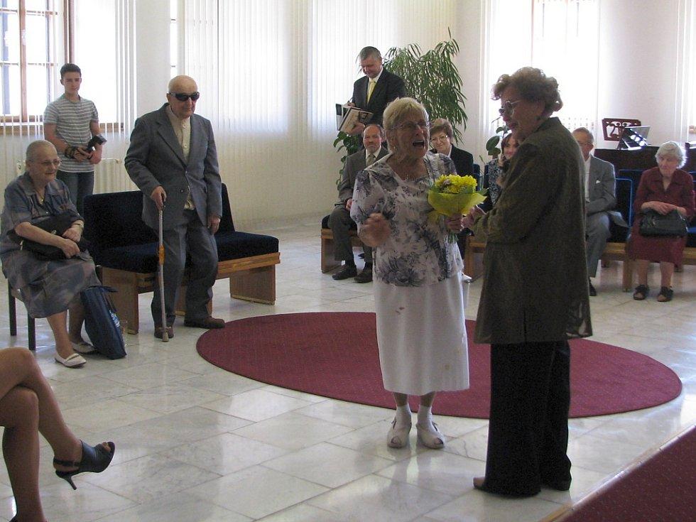 Kamenná svatba manželů Holoubkových