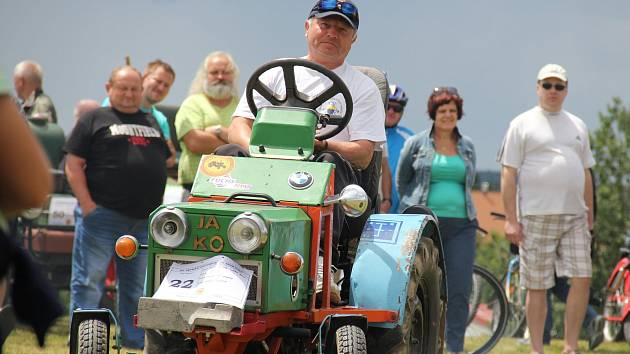 Na sraz traktorů ve Škrdlovicích dorazí i stroje z Polska