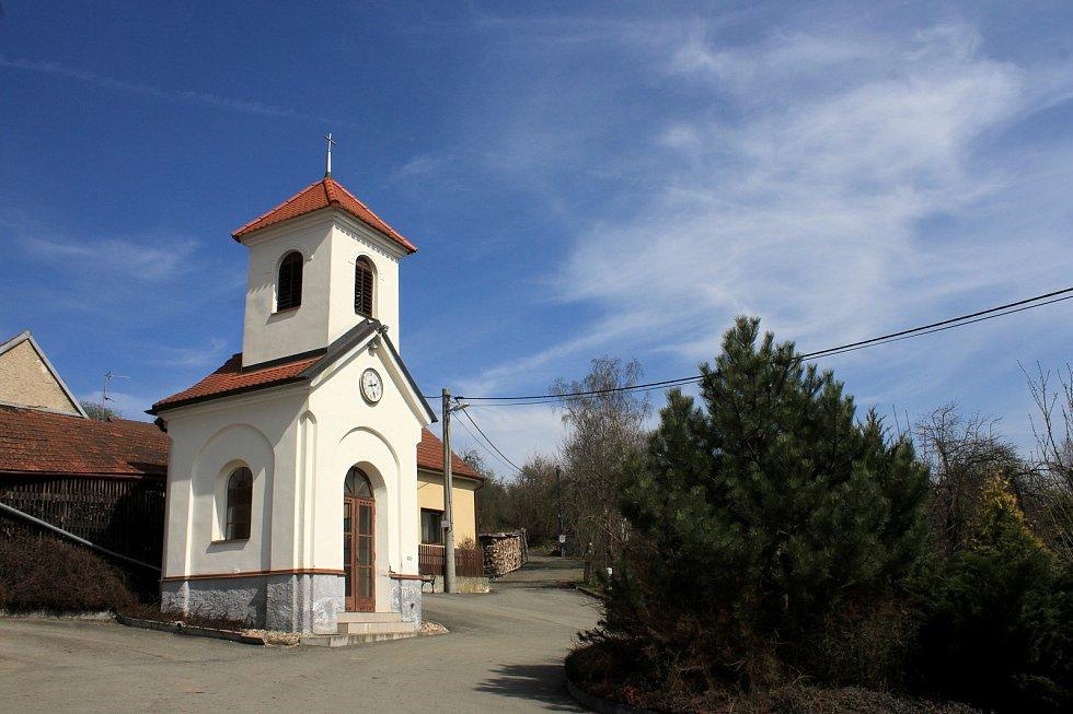 Kaple Sv. Jiljí, Řikonín