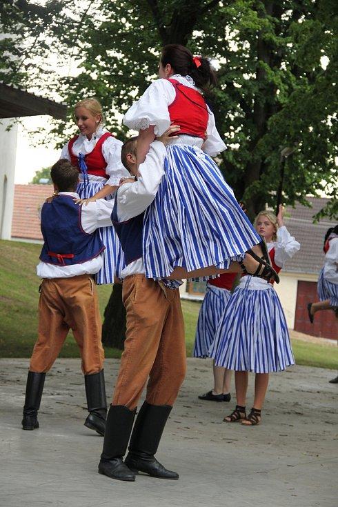 Tradice zvaní na pouť trvá v Osové Bítýšce už deset let.