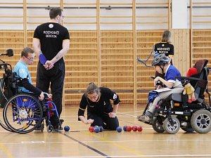Boccia otevírá lidem s handicapem dveře do světa sportu