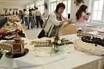 Kvidění byly nejenom slavnostně prostřené tabule a lákavé, precizně naaranžované výrobky studené kuchyně i cukrářské dobroty.