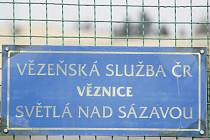Čtyřiadvacetiletá Petra Skalilová se pokusila o útěk z věznice ve Světlé nad Sázavou. Chytili ji.