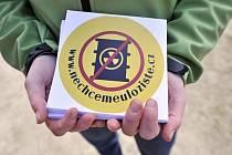 Protest proti jadernému úložišti, ilustrační foto
