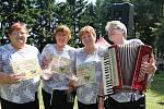 Na Rokytenské harmonice se schází harmonikáři a helihonkáři z celé republiky.