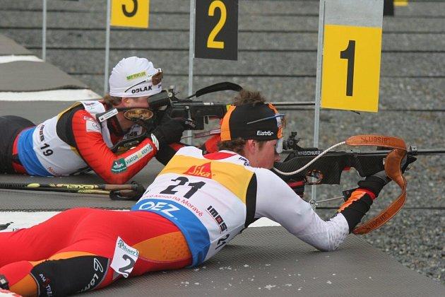 Biatlonový areál v Novém Městě již slouží pro tréninky přihlášeným závodníkům.