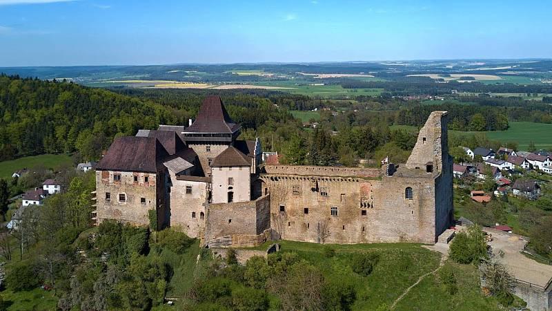 Hrad Lipnice nad Sázavou