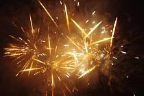 Součástí žďárského zahájení festivalu Contentus Moraviae se v úterý večer stane unikátní ohňostroj.