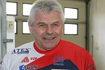 Trenér Petr Novák