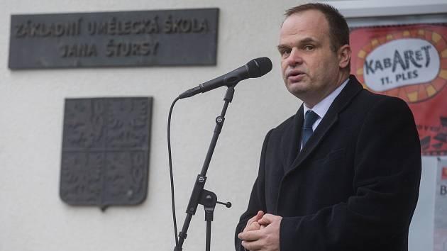 Ministra kultury bych zvládl, ale těžko bych vycházel s premiérem, říká Šmarda