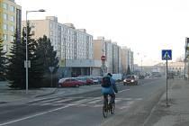 Masarykova ulice.