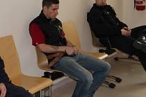 Petr Rožnovský ze Zlínska skončil minulou středu u Okresního soudu v Jihlavě, odkud byl na příkaz soudu převezen do vazební věznice v Brně.