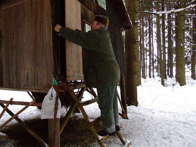 Každoroční sčítání lesní zvěře připadlo v letošním roce na sobotu 13. a neděli 14. února. V tyto dva dny vyrážejí do terénu myslivci z celého kraje Vysočina nevyjímaje ani ty ze Žďárska.