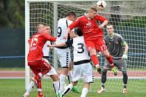 Vyškovská spanilá jízda je u konce. Dvanáctizápasovou vítěznou šňůru ukončili fotbalisté Vrchoviny, kteří tak po 21 zápasech drží vytyčenou pátou pozici.