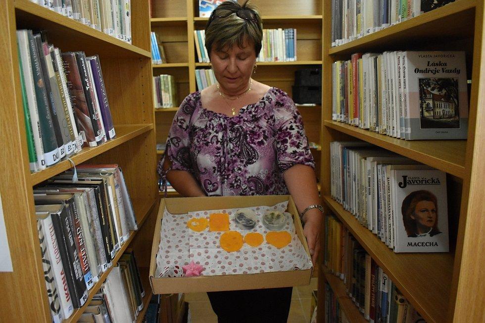 V Bobrůvce se podařilo obnovit obecní knihovnu. Knihovnice tam pro děti organizuje zajímavé akce.