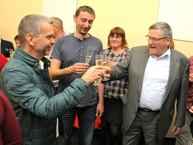 Krajské volby na Vysočině vyhráli sociální demokraté.