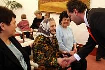 Významné životní jubileum oslavila Marie Robotková z Velké Bíteše.