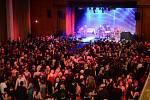 Vrcholem večera byl koncert slovenské kapely Elán.