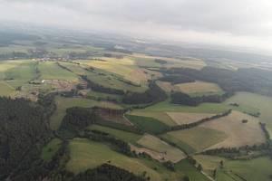Pohled z Rovin - Dalečín