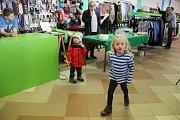 Textil, boty, hračky, látky a spoustu dalších věcí si můžete koupit v novém obchodě, který byl ve středu 5. dubna otevřen ve Žďáře nad Sázavou.