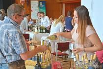 První ročník Festivalu vína se ve Žďáře uskutečnil loni v dubnu.