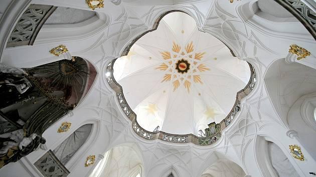 O Velikonocích se mohou zájemci těšit na komentované prohlídky žďárského kostela svatého Jana Nepomuckého na Zelené hoře, památky UNESCO.