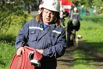 Dobrovolní hasiči z Kuklíku, ze Studnic a z Rokytna prověřili v rámci námětového cvičení nejen své znalosti a schopnosti, ale také vybavení, se kterým se účastní zásahů a soutěží.