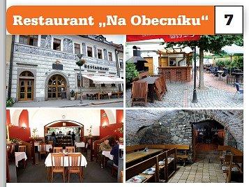 "Restaurant ""Na Obecníku"""