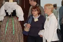 Meziříčské muzeum bylo vybráno díky vloni otevřeným regionálním expozicím, které si i včera muzejníci společně prohlédli.