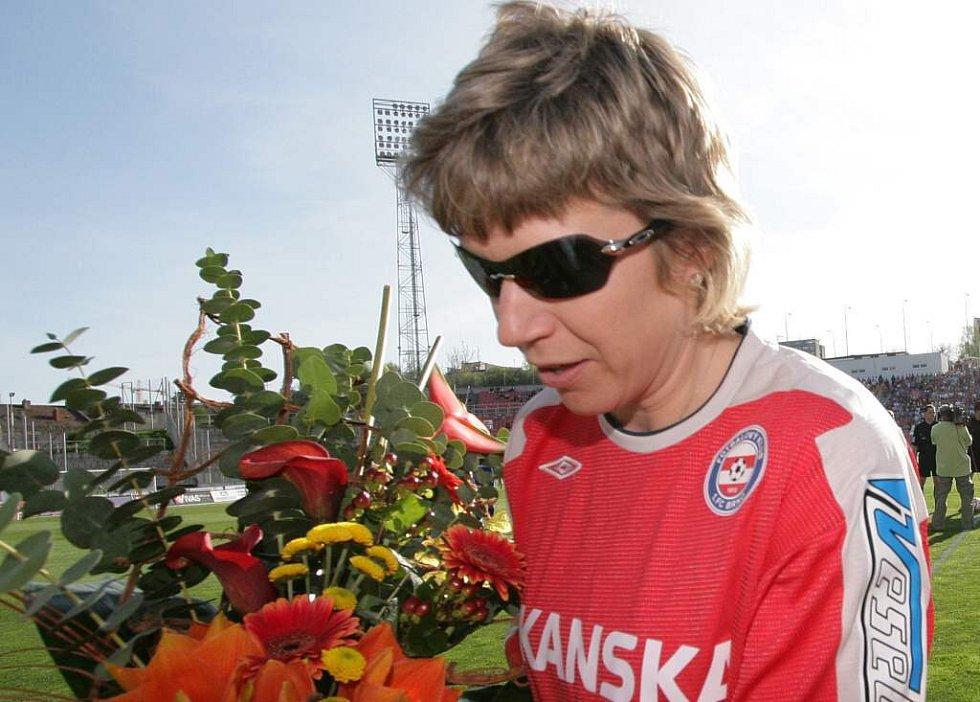 Z lyžařky organizátorka. Kateřina Neumannová se letos bude pohybovat v zázemí klasického lyžování v Česku