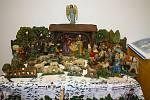 Vánoční inspiraci mohli načerpat návštěvníci na Obecním úřadě v Obyčtově nedaleko Žďáru nad Sázavou.