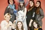 Studentky ze žďárské obchodní školy na celorepublikovém mistrovství získaly řadu cen.