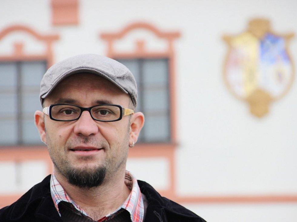 Bývalý starosta Žďáru nad Sázavou Zdeněk Navrátil.