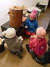 Sobotní kufrování v Novém Městě na Moravě nabídlo dvě trasy po městě i jeho nejbližším okolí. Vyrazilo na ně celkem 142 nadšenců.
