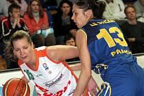 Eva Vítečková (vlevo) je oporou Brna.