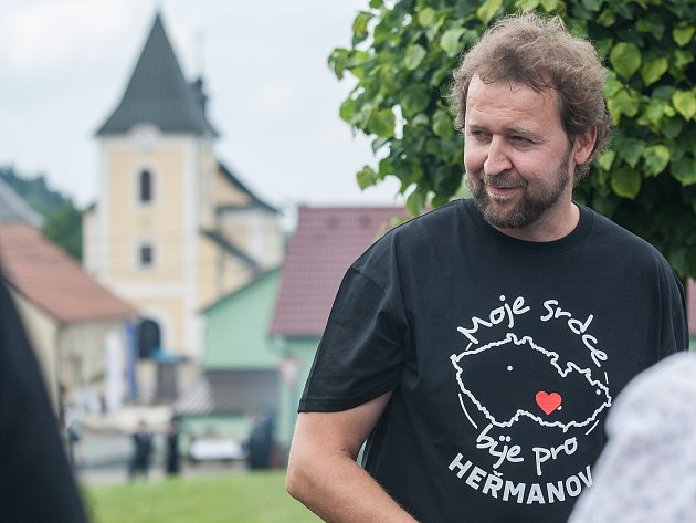 Heřmanov bojuje o evropskou cenu, přijeli komisaři