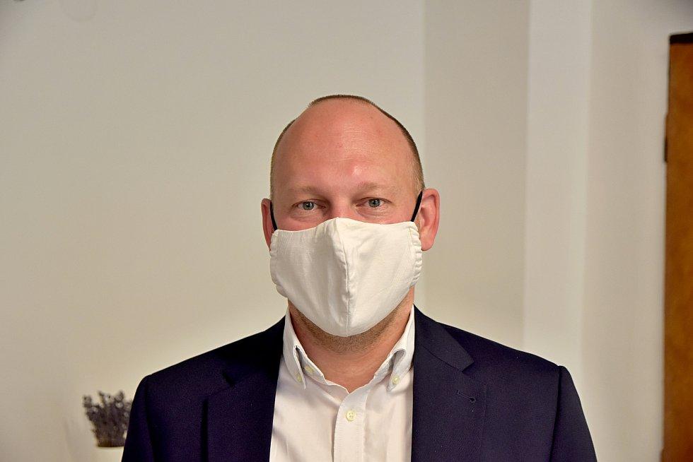 Martin Mrkos, starosta, Žďár nad Sázavou