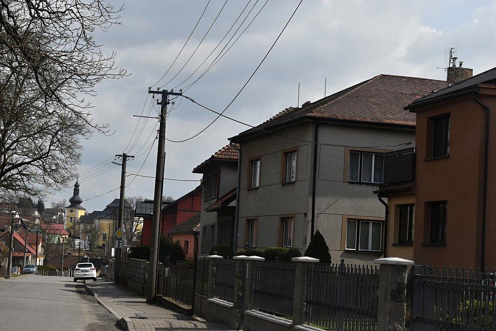 Obec Obyčtov.
