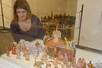 Příchozí se mohou ve velkomeziříčském muzeu těšit na výstavu historických betlémů.