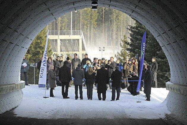 V Novém Městě na Moravě byly včera slavnostně otevřeny nové běžecké tratě. Ty byly vybudovány v akci Rozšíření běžeckých tras na Novoměstsku, která začala v březnu 2010.