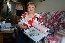 Zdeňka Šiborová je autorkou pohádek pro děti.