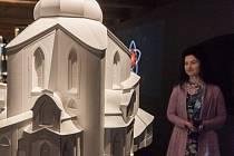Britská velvyslankyně Jan Thompson navštívila Muzeum nové generace ve Žďáře nad Sázavou.