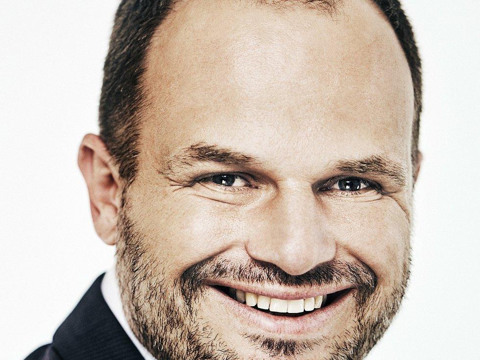Místopředseda ČSSD a dlouholetý starosta Nového Města na Moravě Michal Šmarda.