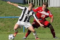 Kádr žďárských fotbalistů před novou sezonou rapidně omladil. Po odchodu několika opor dostali příležitost odchovanci, kteří se v divizi zatím rozkoukávají.