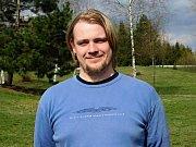 Dnes pětadvacetiletý Jan Hudeček začal nacvičovat roli Ježíše ve žďárské pašijové hře v roce 2015.