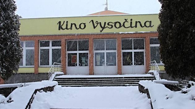 V Kině Vysočina kvůli rekonstrukci skončí promítání na konci ledna.