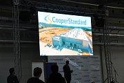 Cooper Standard zaměstná v Bystřici 450 lidí.