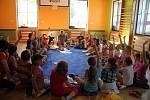 Malotřídní škola v Radňovicích nabízí dětem kromě samotné výuky i nejrůznější další aktivity.