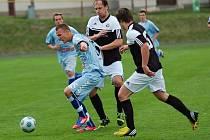 Pelhřimov sice nad Vyškovem dvakrát vedl, vedoucí celek divize ale potvrdil na Vysočině roli favorita, nastřílel čtyři góly a odvezl si výhru.